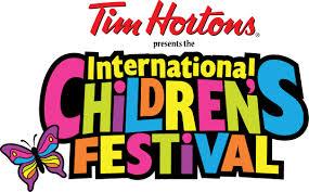 International Childrens Festival, St Albert